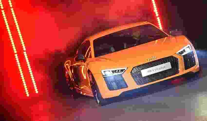 Audi R8 V10 Plus - Felix Kaestle/EFE