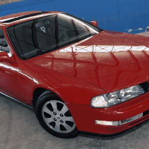 Honda Prelude 1992 de Juliano Barata, de São Paulo, SP, no 6º Encontro JDM Motors, em Socorro, SP - Murilo Góes/UOL
