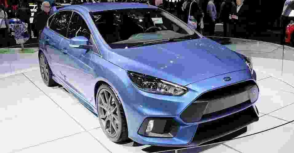 Ford Focus RS - Arnd Wiegmann/Reuters
