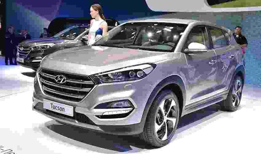 Hyundai ix35 (Tucson) - Newspress