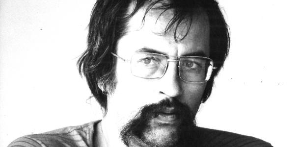 O escritor e poeta curitibano Paulo Leminski - Dico Kremer