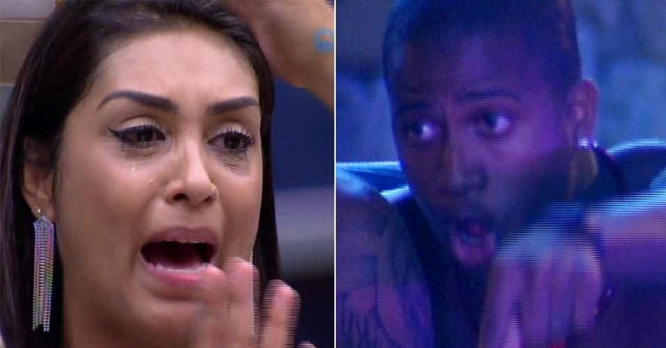 5.mar.2015 - Luan diz que Amanda corre atrás de Fernando e gera briga na casa.