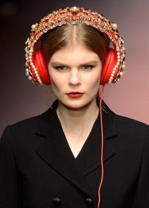 Adriana Duque acusa Dolce & Gabbana de ter plagiado seu trabalho em nova coleção - Getty Images