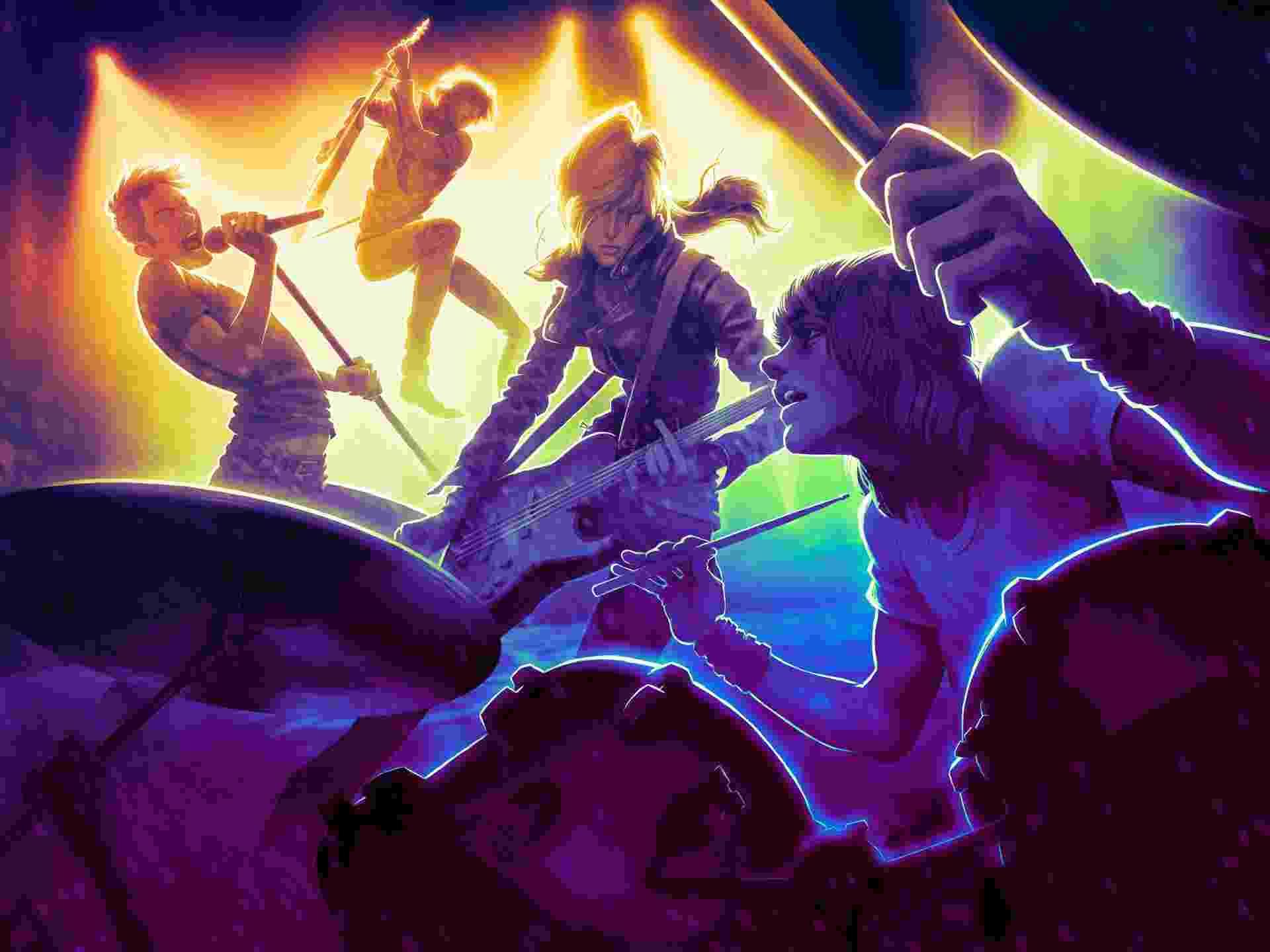 Rock Band 4 - Divulgação