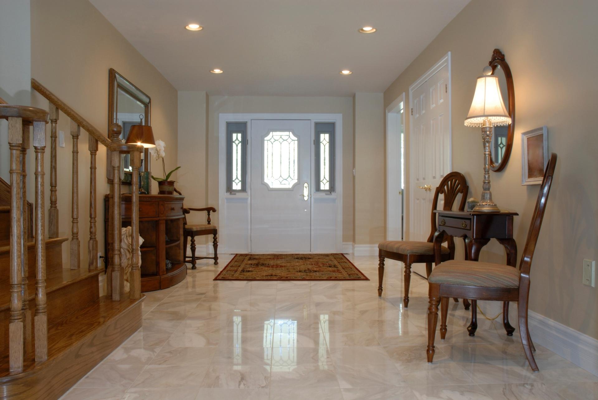 What Does Foyer Room Mean : Fotos veja móveis e objetos que deixam o hall mais