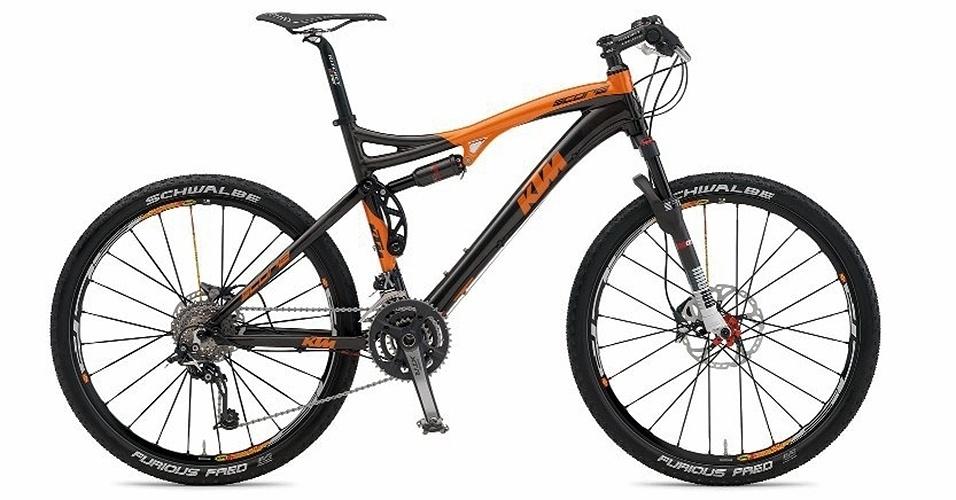 Bicicleta da KTM
