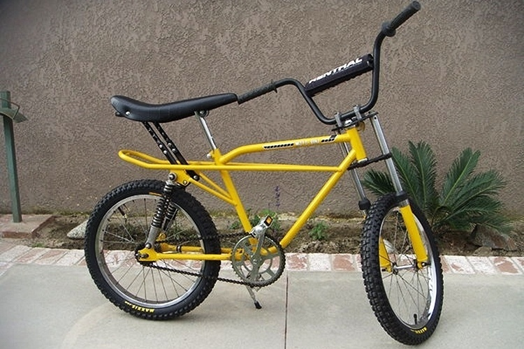Bicicleta da Yamaha para bicicross