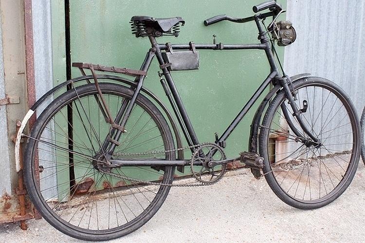 Bicicleta militar da BSA