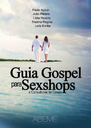 """Capa do livro """"Guia Gospel para Sexshops"""" - Divulgação"""