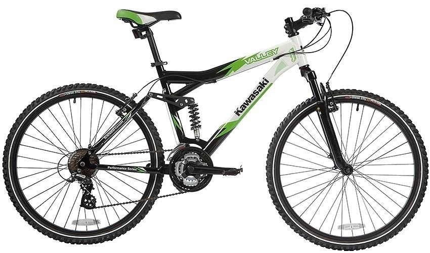 Kawasaki bicicleta de mountain bike
