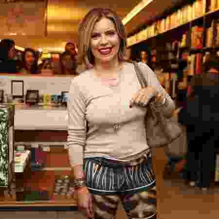 Astrid Fontenelle eleições - Manuela Scarpa/Photo Rio News - Manuela Scarpa/Photo Rio News