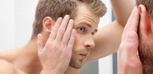 A calvície é um pesadelo para muitos homens, mas também pode ser sinônimo de charme - Getty Images