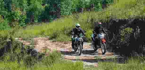 Honda NXR 160 Bros vs. Yamaha XTZ 150 Crosser - Doni Castilho/Infomoto - Doni Castilho/Infomoto