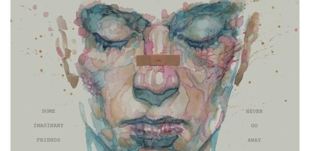"""Capa do primeiro volume do """"Clube da Luta 2"""", série de quadrinhos de Chuck Palahniuk - Divulgação/Dark Horse Comics"""
