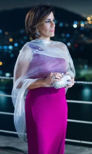 """10.mar.2015 - Interpretada por Gloria Pires, Beatriz é uma das vilãs de """"Babilônia"""", uma arquiteta que usa todo seu poder de sedução para conseguir o que quer."""