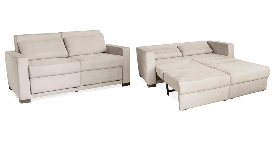 Fotos sof cama pode ser usado em salas quartos e for Modelos de sofa cama