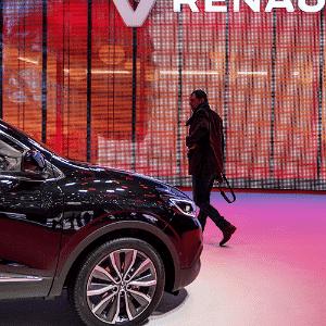 Renault Kadjar - Fabrice Coffrini/AFP