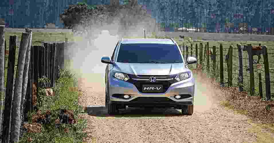 Honda HR-V brasileiro - Divulgação