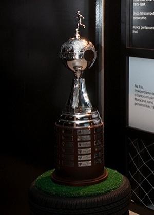 Libertadores será disputada por todo o ano