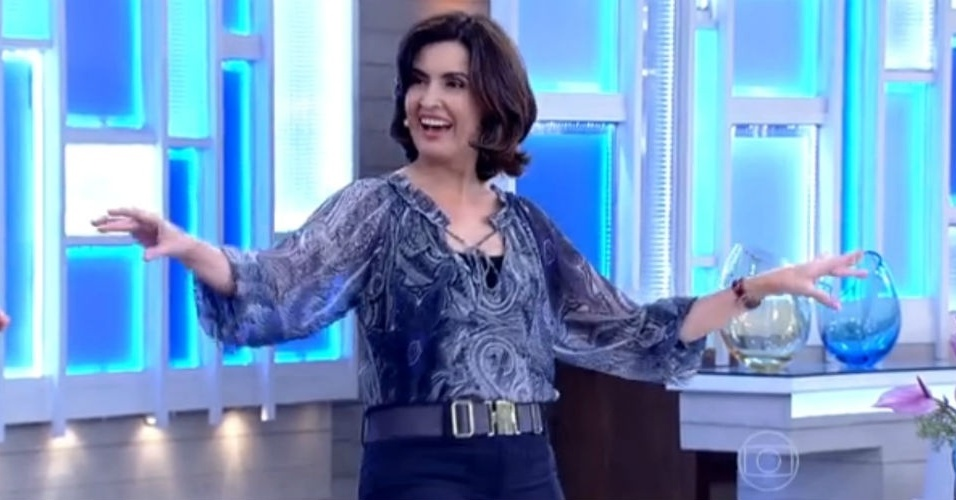 12.mar.2015 - Fátima Bernardes