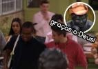 Suicídio moral, porres e confusão de Fernando; Diva resume 7ª semana - Reprodução/TV Globo/Montagem Diva Depressão