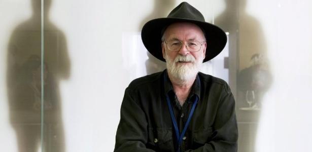 O escritor britânico Terry Pratchett - EFE/Alessandro Della Bella