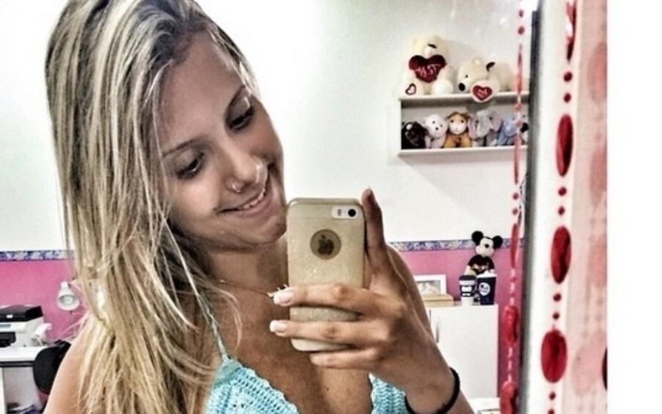 13.mar.2015 - A carioca Andressa, que entrou no