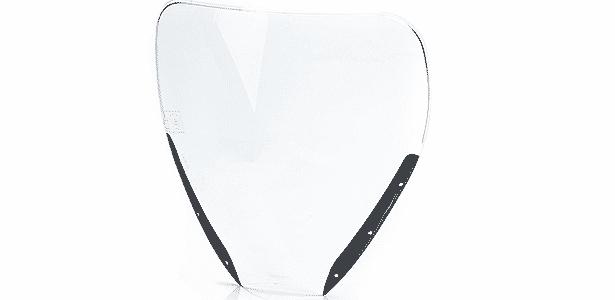 Parabrisa maior da Triumph Tiger Sport custa R$ 1.025 - Divulgação - Divulgação