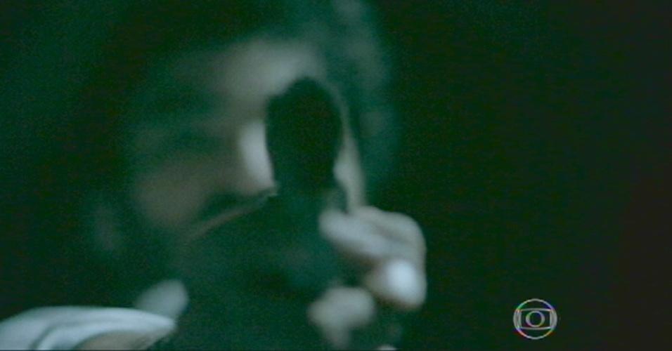 Zé Pedro vai atirar no Comendador