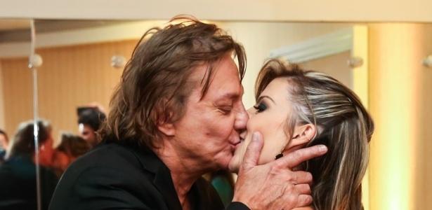 Fábio Jr. e Maria Fernanda se casam na próxima segunda-feira - Manuela Scarpa/Photo Rio News