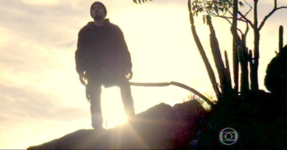 João Lucas chega ao Monte Roraima