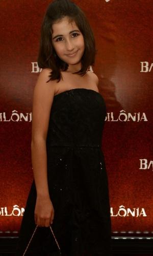 Nina Fonseca Vidal (Bernadete Wilhelm)