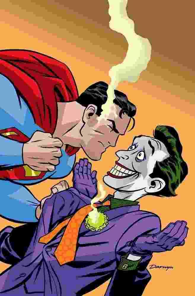 DC Comics lança em junho uma série de capas variantes para comemorar os 75 anos do personagem Coringa, arquirrival de Batman - Reprodução