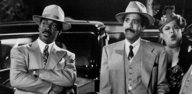 """Eddie Murphy e Richard Pryor, em """"Os Donos da Noite"""" (1974)"""