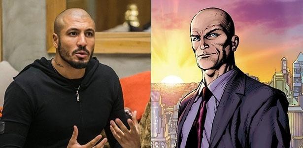 Fernando e Lex Luthor acreditam que agem pelo bem maior