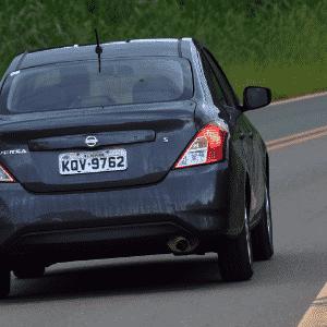 Nissan Versa 1.0 S 2016 - Murilo Góes/UOL