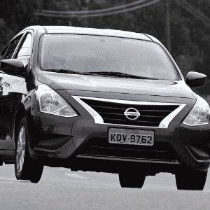 Nissan Versa S 1.0 2016 - Murilo Góes/UOL