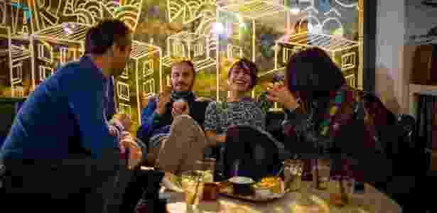 Se quiser ouvir boa música em Roma, passe pelo animado café Yeah! Pigneto - Chris Carmichael/The New York Times - Chris Carmichael/The New York Times