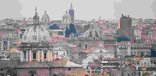 """A paisagem da """"Cidade Eterna"""" encanta turistas há gerações - Chris Carmichael/The New York Times - Chris Carmichael/The New York Times"""