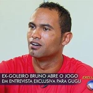 Ex-goleiro Bruno dá entrevista a Gugu