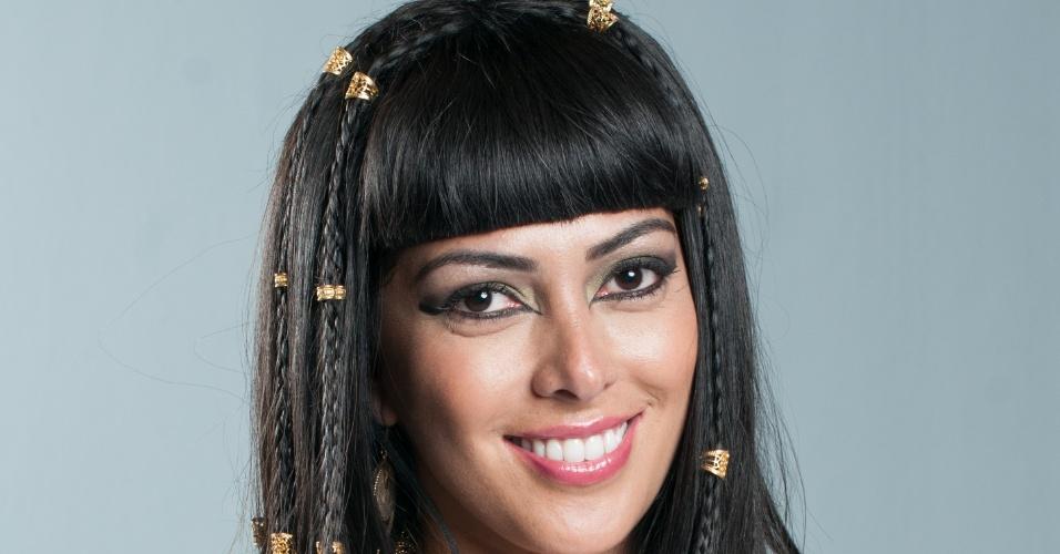 KAREN (Anita Amizo): Prostituta, amiga de Safira (Jeniffer Setti)