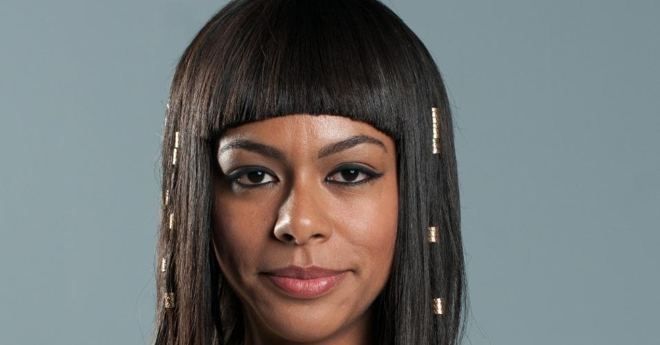 KAROMA (Roberta Santiago): Fiel dama de Nefertari (Camila Rodrigues)