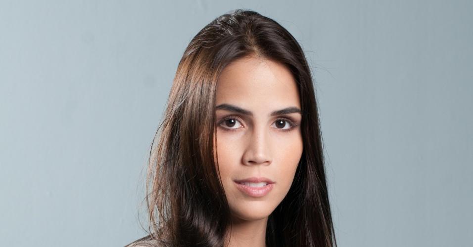 NOA (Pérola Faria): Filha de Abigail (Bianka Fernandes) e Zelofeade (Felipe Cardoso).