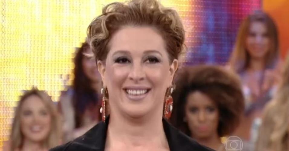 22.mar.2015 - Claudia Raia fala sobre a separação de Edson Celulari