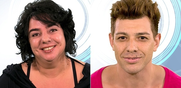 "Mariza e Cézar disputam o nono paredão do ""BBB15"""