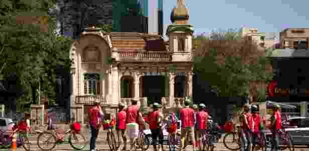 Bike Tour SP/Divulgação