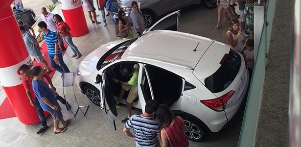 Honda HR-V chega às concessionárias e quadruplica movimentação de clientes - Divulgação