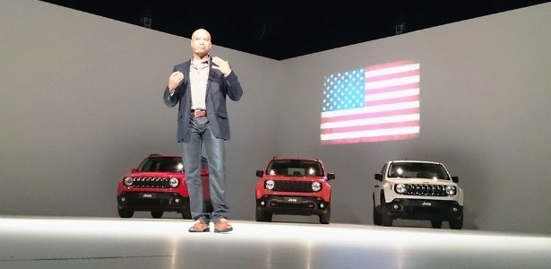 Exemplo da atuação de Marchionne,Jeep Renegade usa soluções Chrysler e Fiat - Murilo Góes/UOL