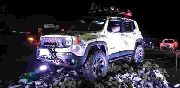 Jeep Renegade é lançado no Brasil - Murilo Góes/UOL - Murilo Góes/UOL