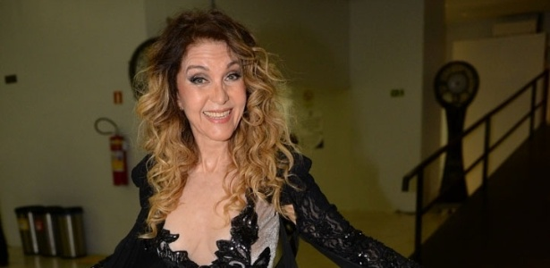 A cantora Wanderléa, que participará da homenagem aos 50 anos da Jovem Guarda - Francisco Cepeda/AGNews